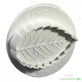 Stampi ad espulsione PME Rose Leaft  large