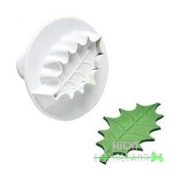 Stampi ad espulsione PME Holly Leaft medium 1 cm